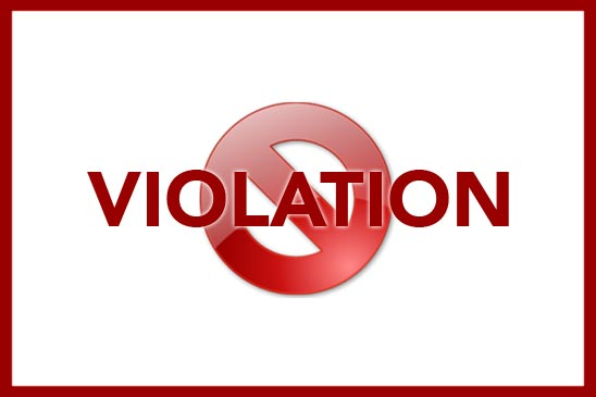Violation Resolution